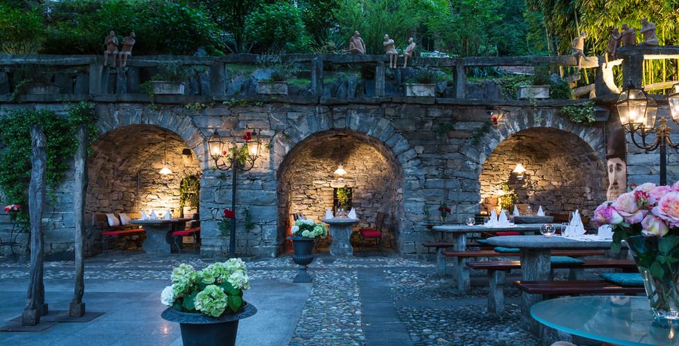 Unsere wunderschöne Terrase, Natur Pur!