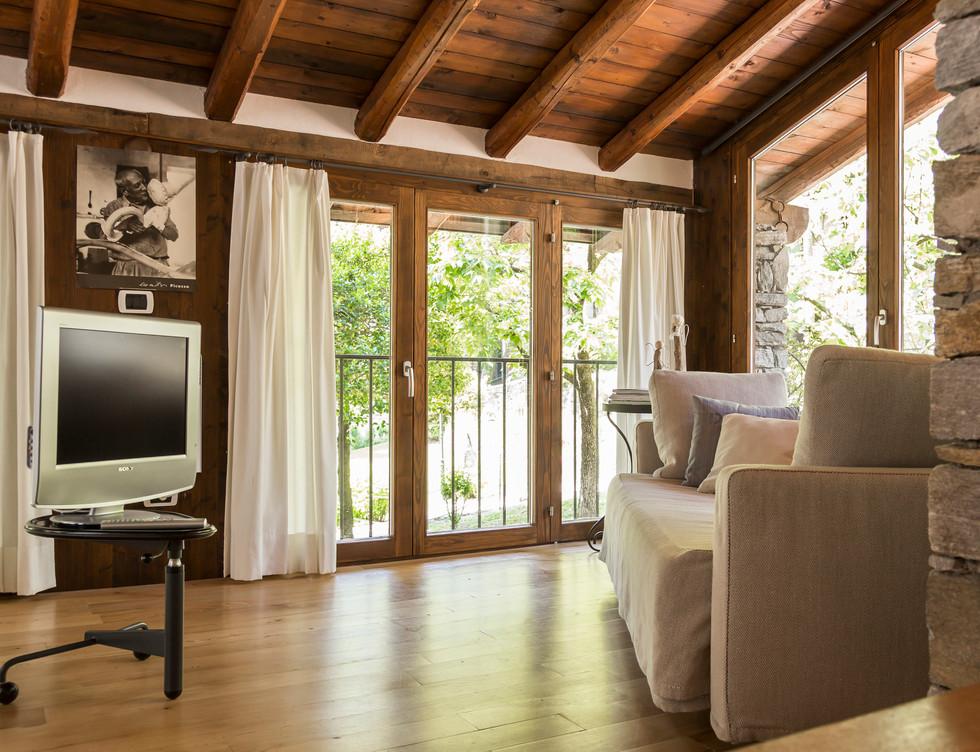 Rustico 1, Wohnzimmer