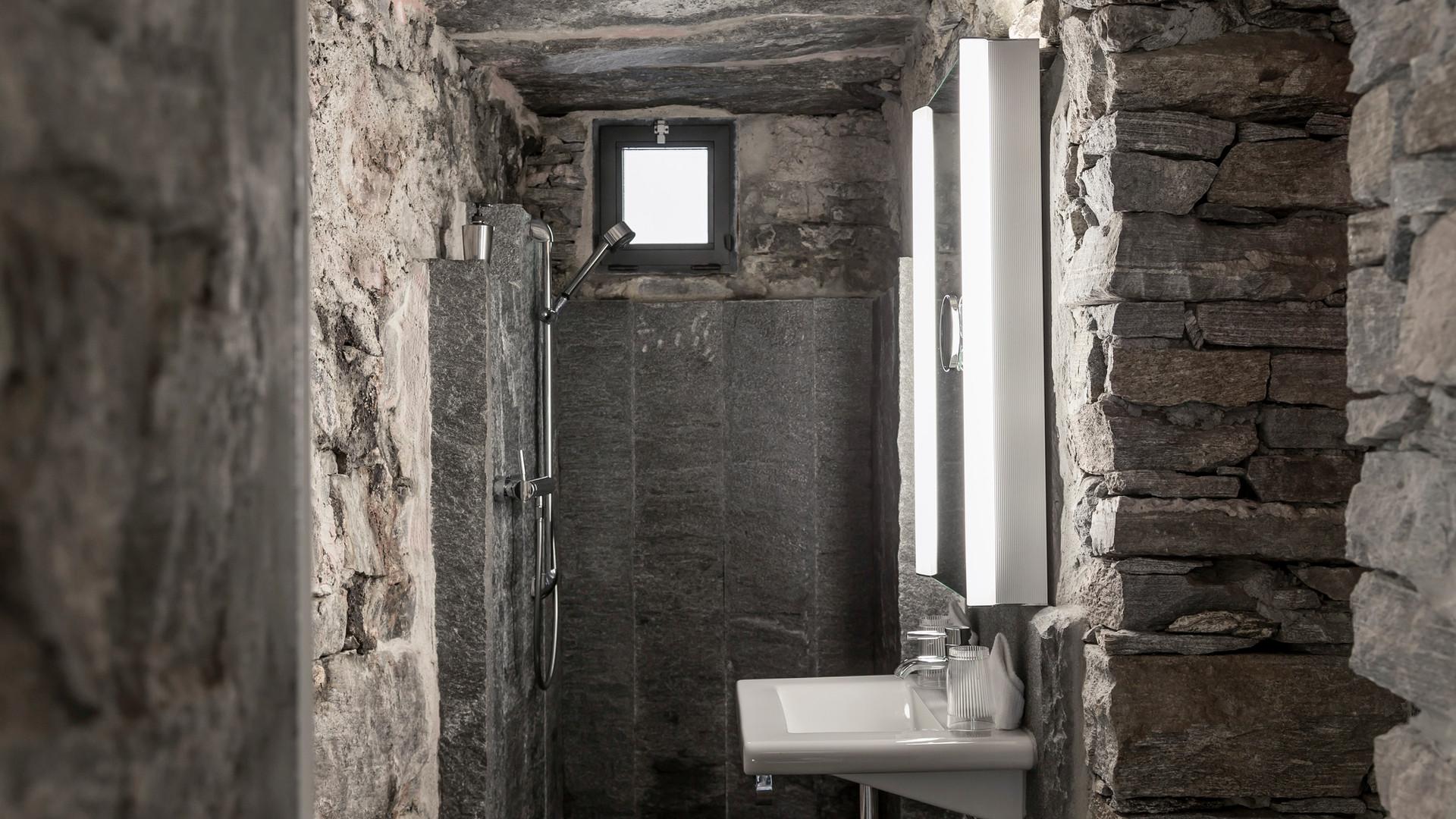 Rustico 2, bathroom