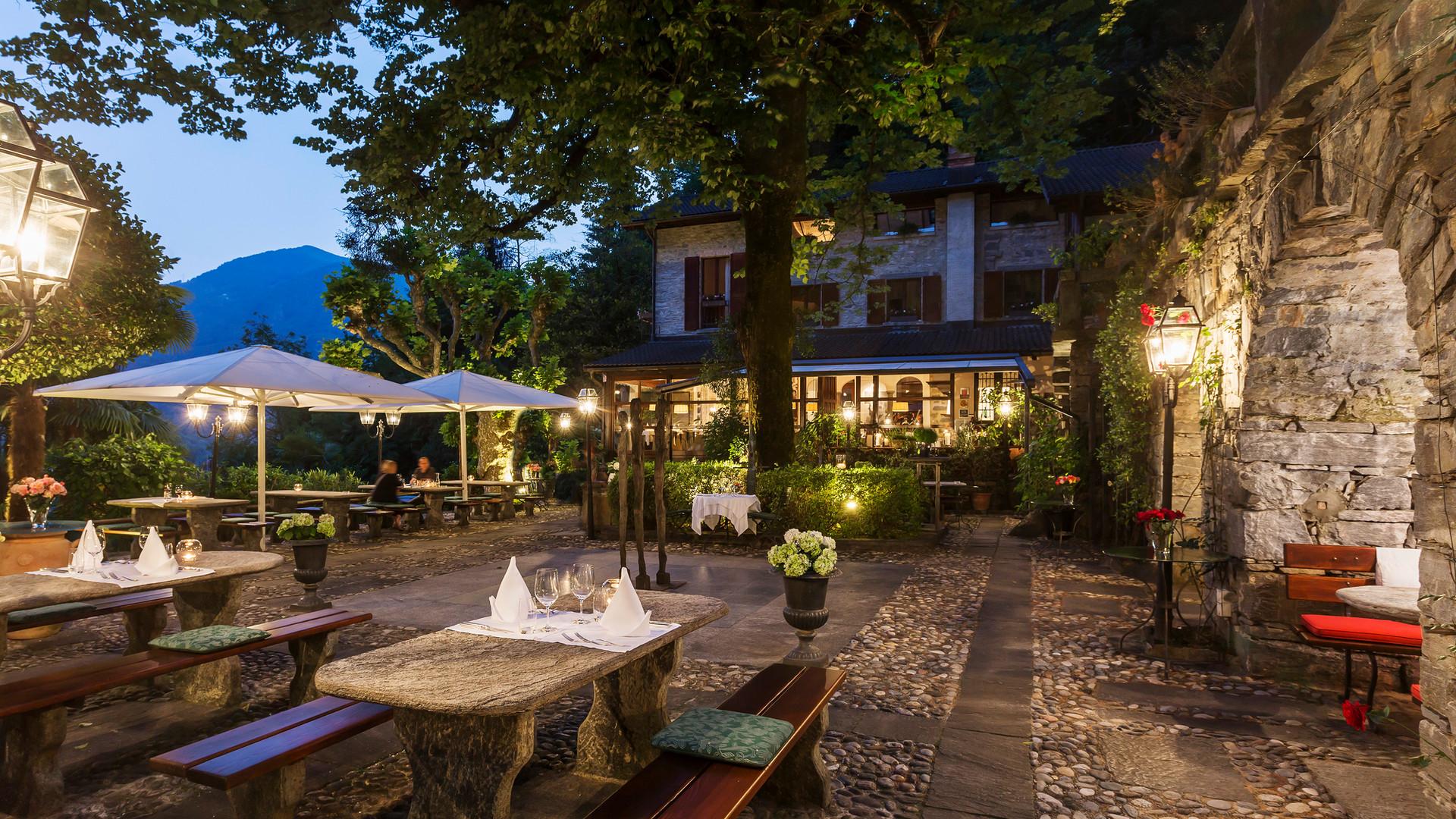 Restaurant da Enzo, terrace