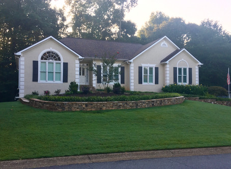 Yard of the Month - August 2020