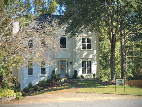 Yard of the Month - September 2020