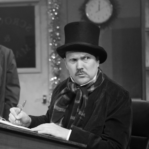 Bob Cratchitt - A Christmas Carol - RBL