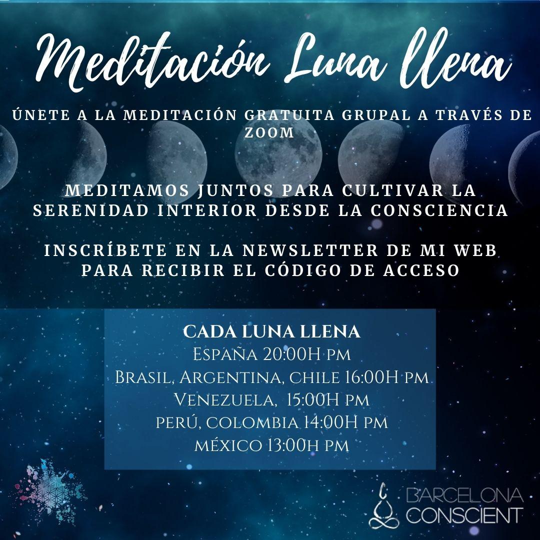 ÚNETE A LA MEDITACIÓN PLANETARIA