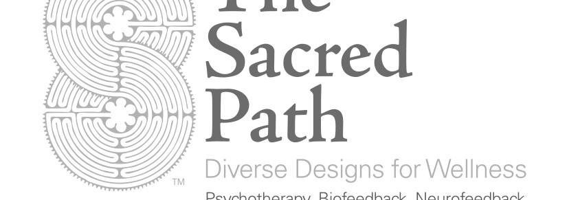 The Sacred Path logo