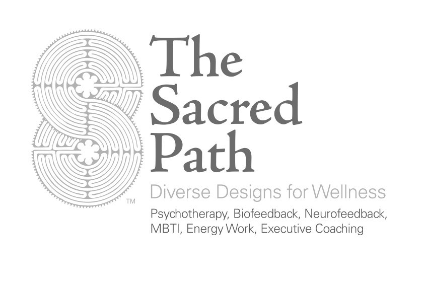 The Sacred Path logo