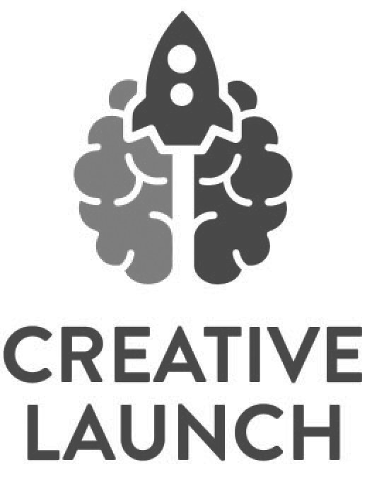 Creatie Launch. podcast logo