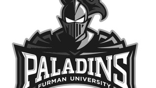 Furman Paladins secondary athletic mark
