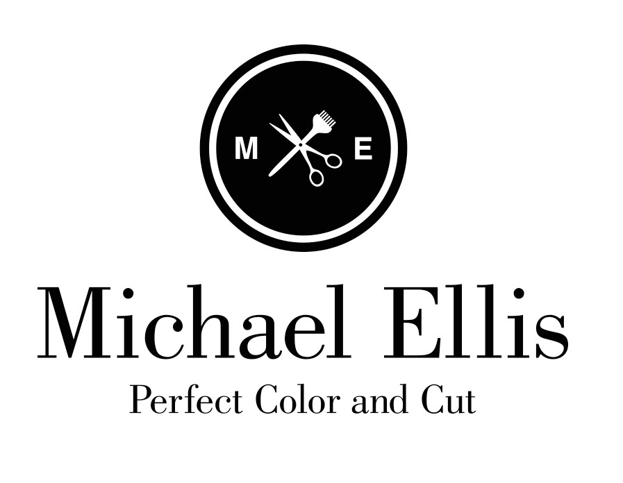 Michael Ellis Salon logo