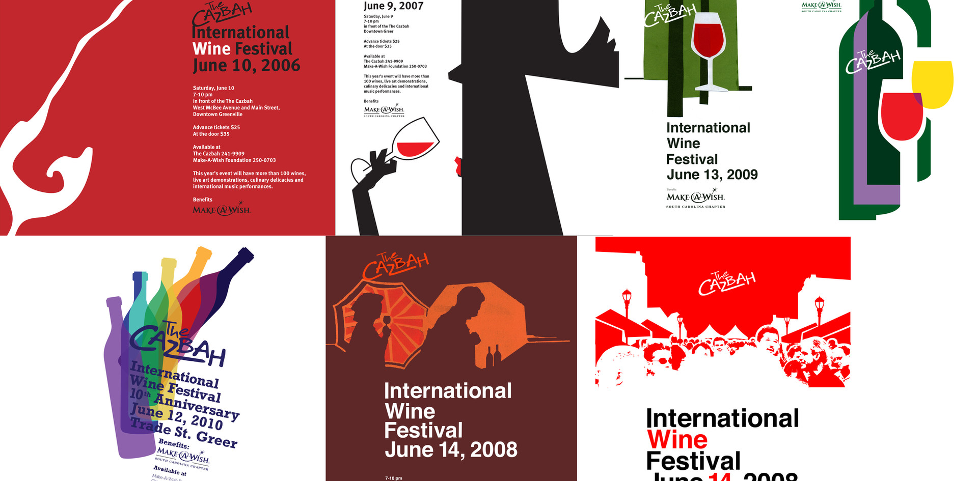 Wine Festival Posters