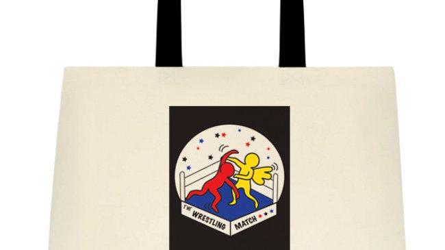 The Wrestling Match Reloaded bag