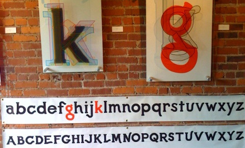Type Design project