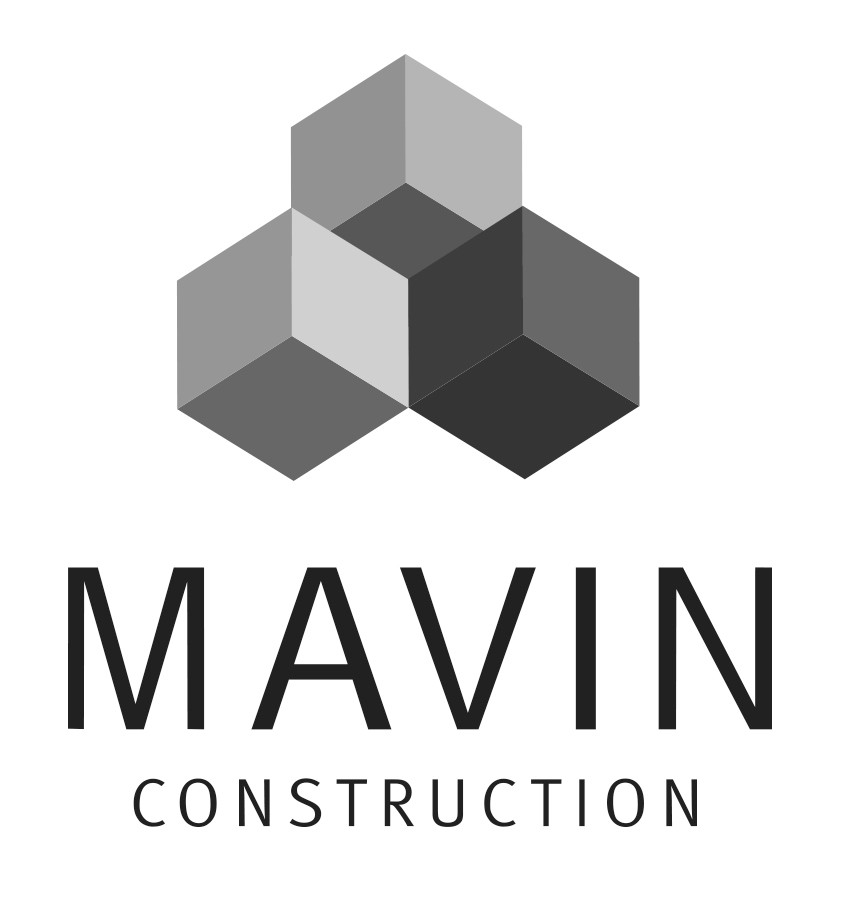 Mavin Construction logo