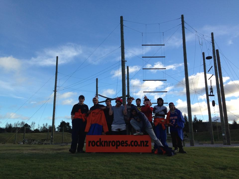 Connexis Team Building Taupo