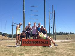 Magic Netball Team Building Taupo