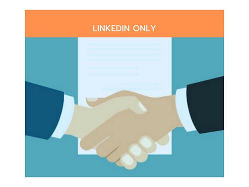LinkedIn Only