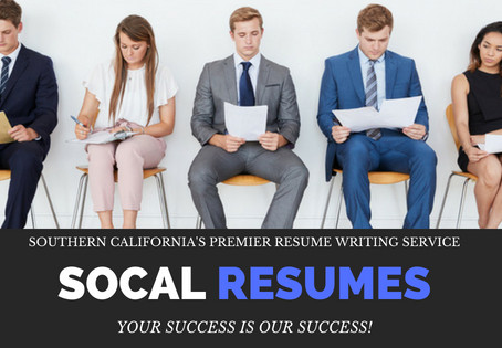 Who is SoCalResumes?