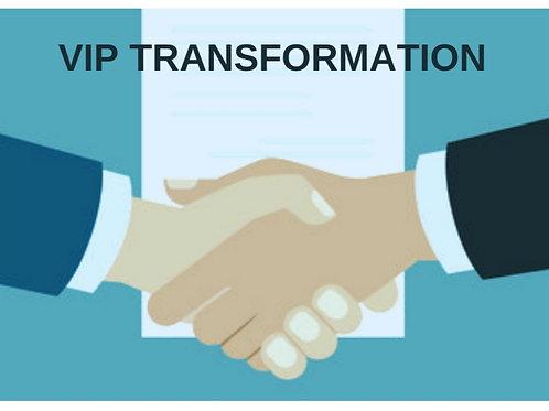 VIP Transformation