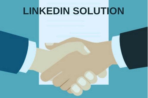LinkedIn Solution