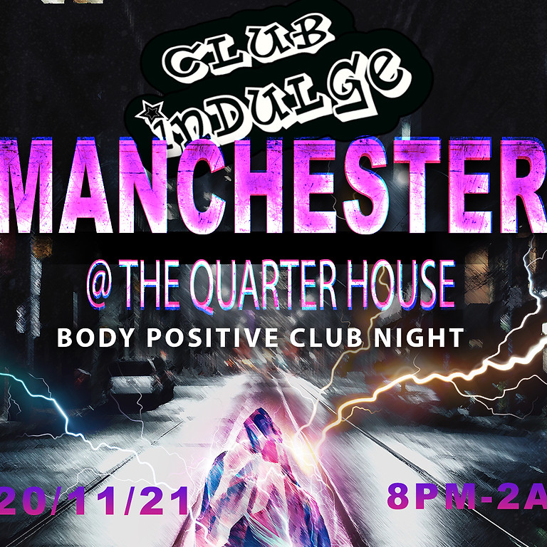 Manchester Party 20th November