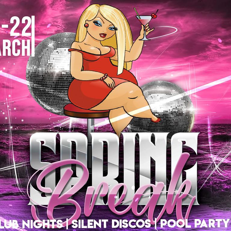 Bournemouth Big Weekend - SPRING BREAK!