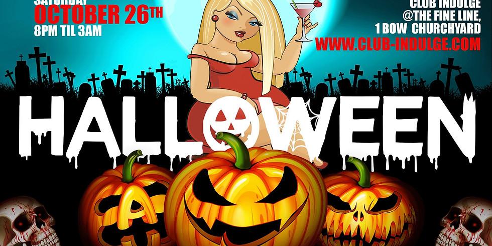 Halloween ExtravaganzaARGH!