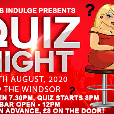 Quiz Night! 7.30pm - 12am