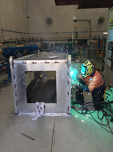 fabrication, engineering, welding
