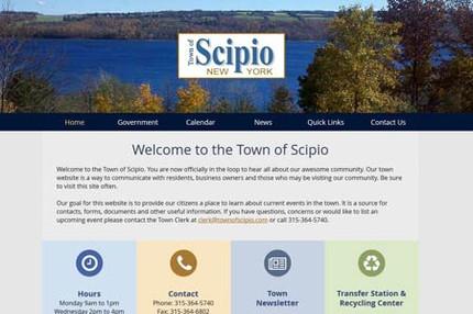 Town of Scipio