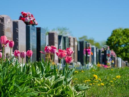 O que levar em consideração ao escolher um cemitério?