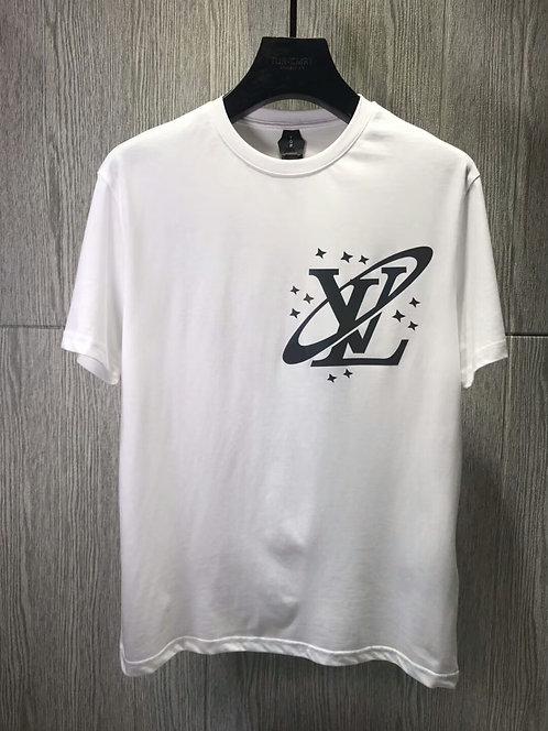 [LOUIS VUITTON]#루이비통 LOGO 우주비행사 티셔츠 A08045170