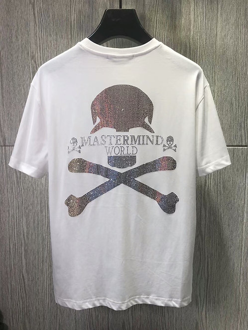 [Mastermind ]#마스트마인드 WORLD MMJ 3D 큐빅 티셔츠 A08048200