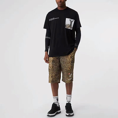 [Burberry ]#버버리 신상 킹덤 사슴 프린팅 티셔츠 3색 A08043150