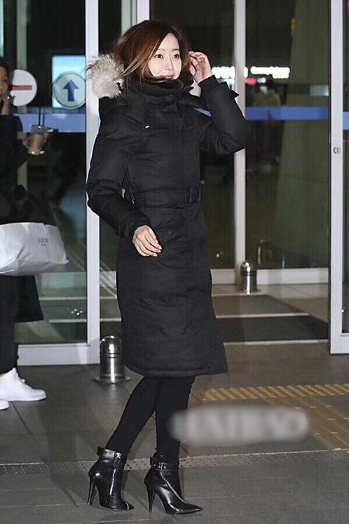 [NOBIS] 노비스 SHERA 김희선 야상패딩  2컬러 A01271131