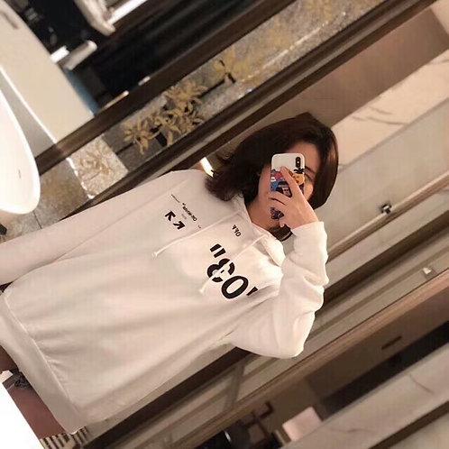 [OFFWHITE]오프화이트 남녀공용 후드티 A08058136