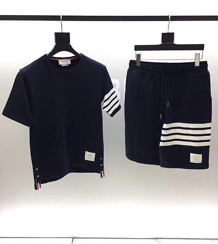 19ss 신상 남성 티셔츠2장 +반바지 3장묶음 특가 A09139108