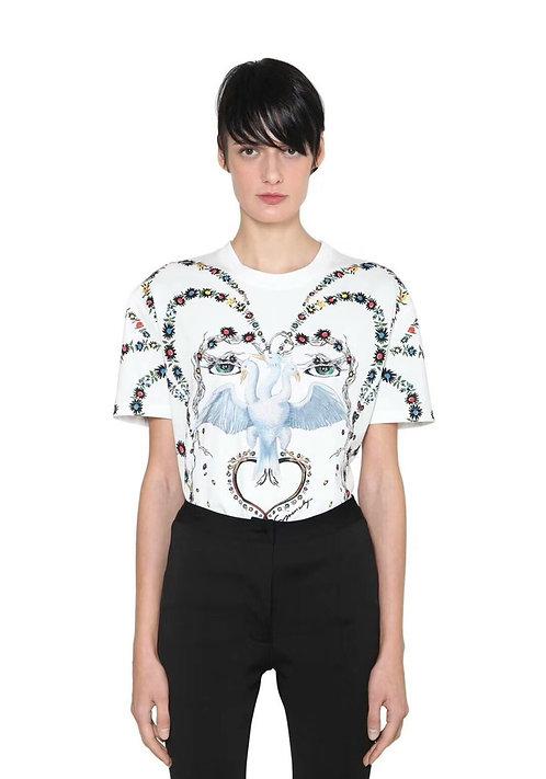 [Givenchy ]#지방시 19ss 백조 티셔츠 A08045170
