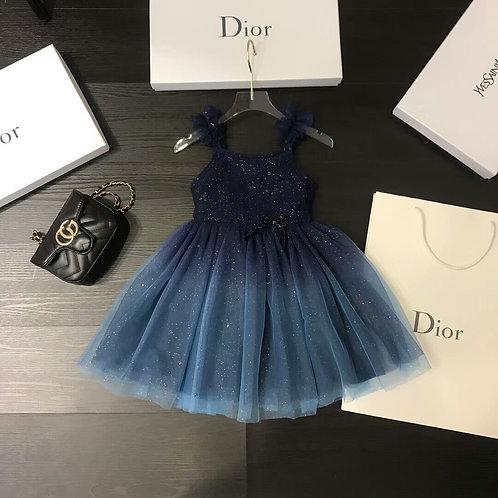 [Dior]#디올 키즈 신상 별원단 원피스 K02069400