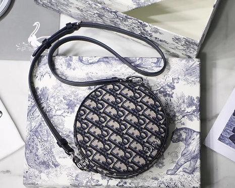 [Dior ]#디올 19ss oblique 팬케이크 백 크로스백 C08124840