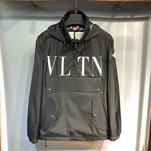 [Valentino] #Moncler 몽클x발렌티노 후드식 남녀공용 트렌치코트 A09083501