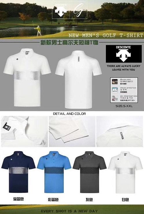 [데상트] 신상 남성 반팔 티셔츠 4색 G02033521