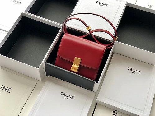 [CELINE ]#셀린느 클래식 박스 스몰 숄더백 C08263250
