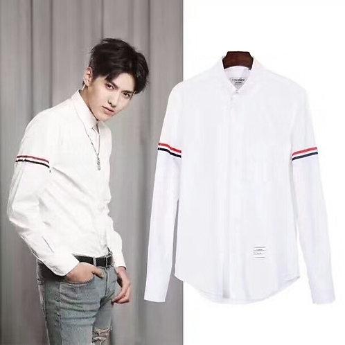 [THOMBROWNE]톰브라운 남녀공용 셔츠 A05056151