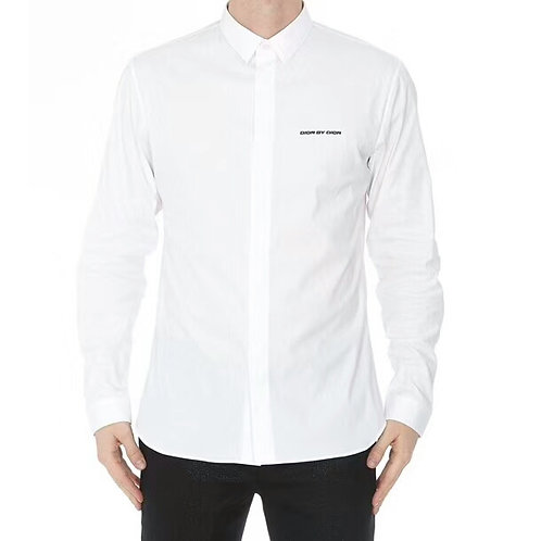 [Dior]#디올남 로고자수 셔츠 A05057320