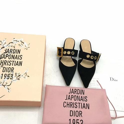 [Dior ]#디올 벨벳 J'adior 샌들 B15089520