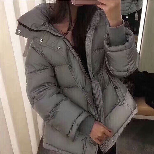 [BALENCIAGA]발렌시아가 여성 패딩점퍼 A25115381