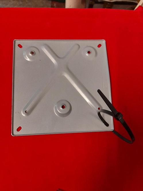 Series 2 number plate holder