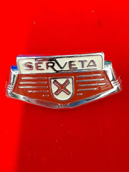 Serveta badge