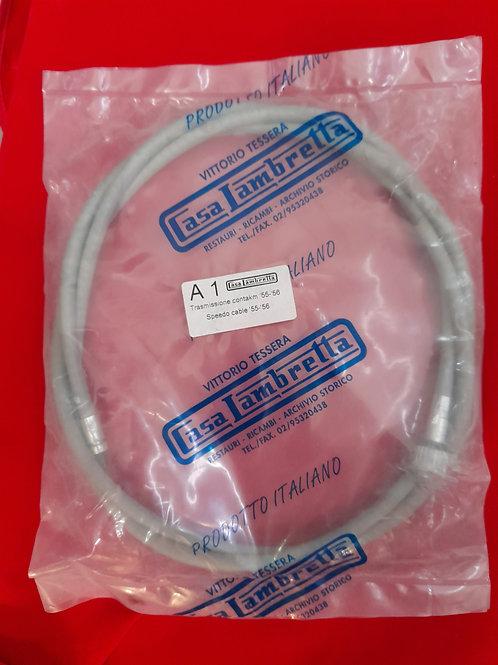 Speedo cable Lambretta D LD