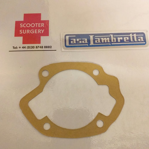 Gasket for cylinder base